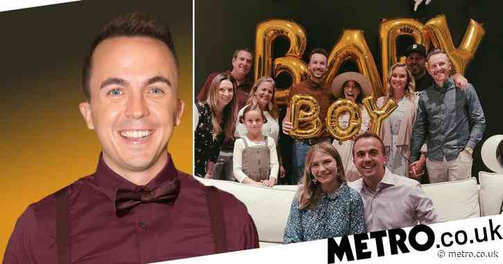 Frankie Muniz and wife Paige Price confirm they are expecting baby boy