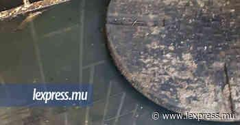 Baie-du-Tombeau: les habitants de Résidence St-Malo incommodés par les eaux usées - L'express Maurice