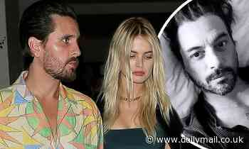 Megan Blake rebounds with Scott Disick after her very messy spilt from Riverdale's Skeet Ulrich