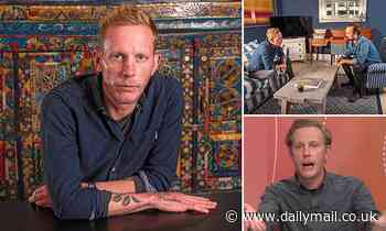 Laurence Fox tells EVGENY LEBEDEV he's on a mission to 'reclaim British values'... and to become PM