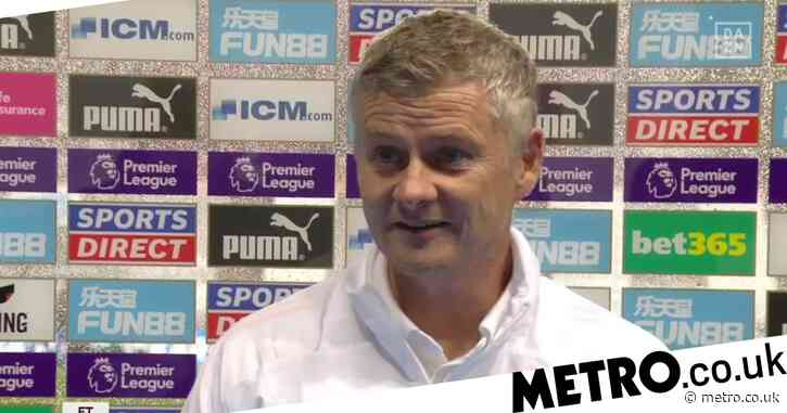 Ole Gunnar Solskjaer hails 'inspirational' Manchester United captain Harry Maguire after Newcastle victory