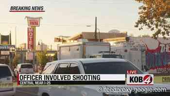 Suspect killed during SWAT standoff in Albuquerque
