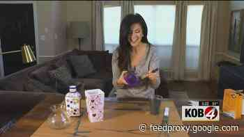 DIY Friday with Danielle: Transforming vases into pottery