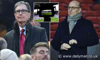Liverpool and Man Utd could earn £100m from one game on TV under Project Big Picture proposals