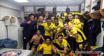 Toulouse s'impose à Ajaccio! - Toulouse Football Club
