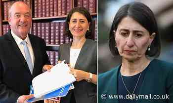NSW Premier Gladys Berejiklian has 'given up on love' after 'dodgy Daryl' Maguire relationship