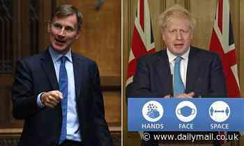 Hunt puts the boot into Boris