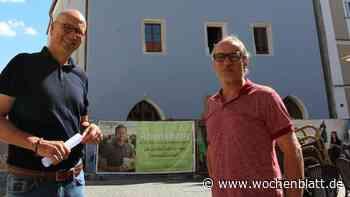 Die Stadtverwaltung Abensberg zieht wieder um ins Rathaus am Stadtplatz - Wochenblatt.de