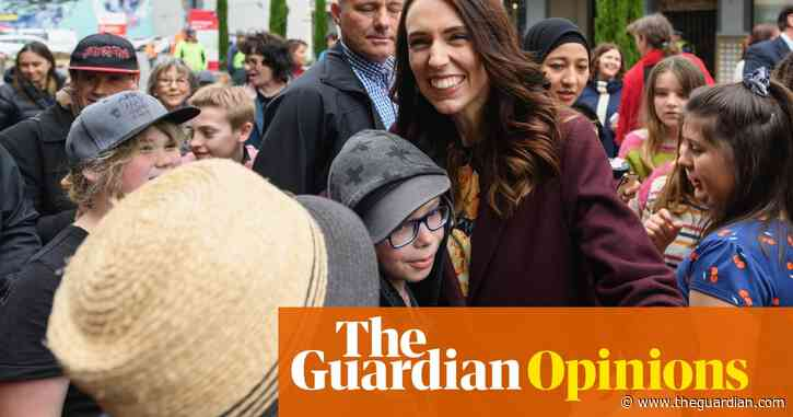 New Zealanders have recognised the good luck that Jacinda Ardern is ours | Steve Braunias