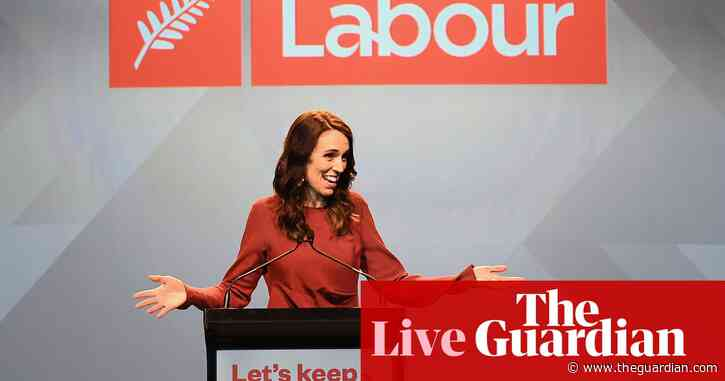 Voters thanked amid Labour landslide –as it happened