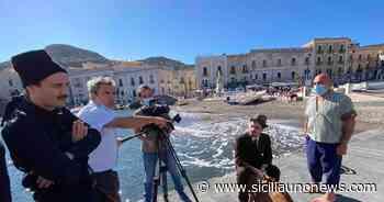 Concluse a Lipari e Salina le riprese del film di Fabio Segatori dedicato allo statista sardo Emilio Lussu - http://www.siciliaunonews.com