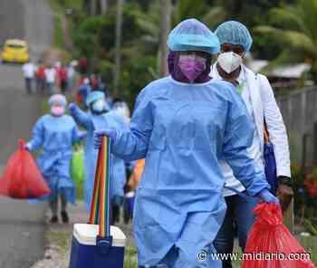 Puerto Caimito lidera corregimientos con más casos. Reportan 755 nuevos contagios en el país por covid-19 - Mi Diario Panamá