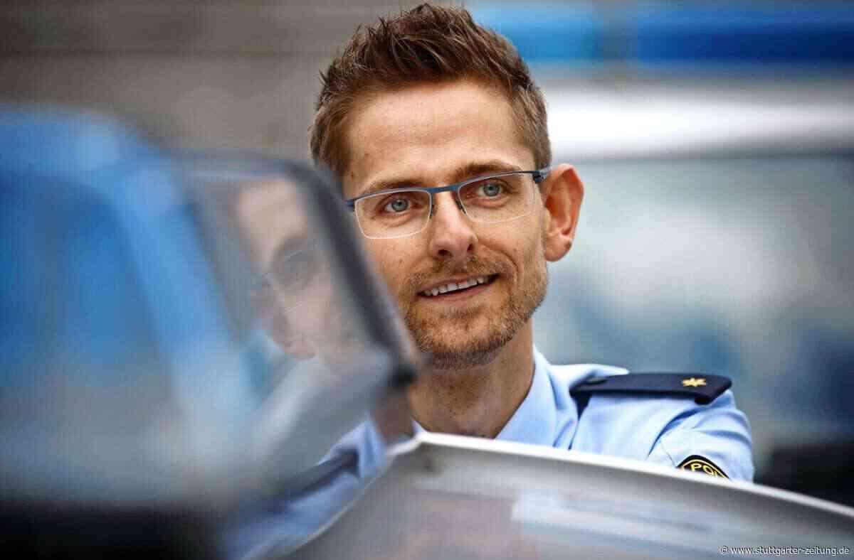 Polizei im Rems-Murr-Kreis - Das ist der neue Revierleiter von Backnang - Stuttgarter Zeitung