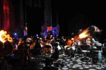 Pleine Lune Salle Louise Michel mercredi 21 octobre 2020 - Unidivers