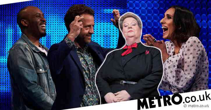 The Chase's celebrity players celebrate £120,000 win for charity against Anne Hegerty