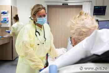 Al 38 patiënten met Covid-19 in AZ Nikolaas (Sint-Niklaas) - Gazet van Antwerpen