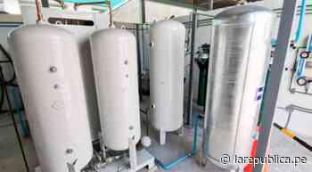 Empresa minera donará planta de oxígeno para Cajabamba - LaRepública.pe