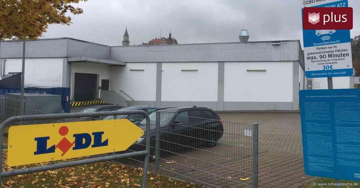 Sigmaringen: Lidl lässt Parkplatz mit Sensoren kontrollieren - Schwäbische