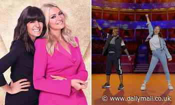 BBC in spin over big fees for Strictly stars: Pay row erupts as first ever same-sex pair hit floor