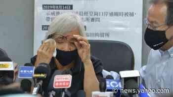 Missing Hong Kong protester Alexandra Wong 'was held in mainland China'