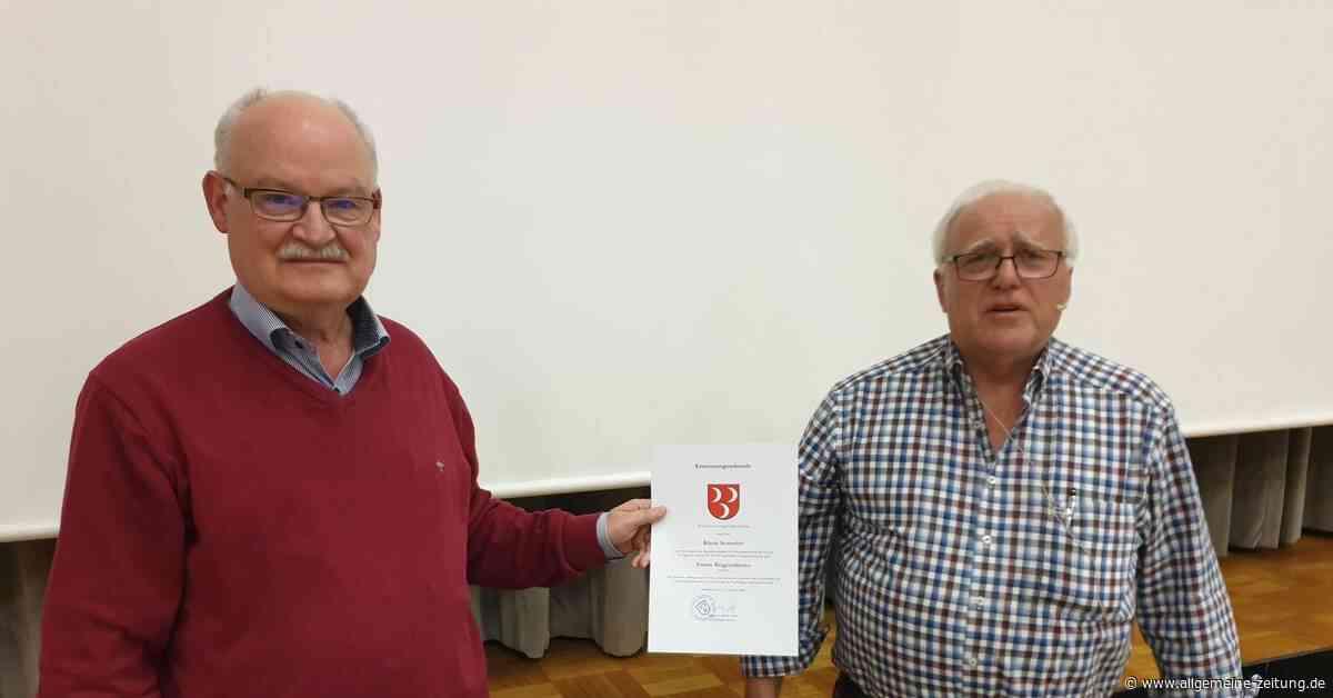 Klaus Semmler zum neuenBeigeordneten in Saulheim gewählt - Allgemeine Zeitung