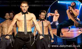 Channing Tatum's strip show Magic Mike Live is given an official premiere date in Australia