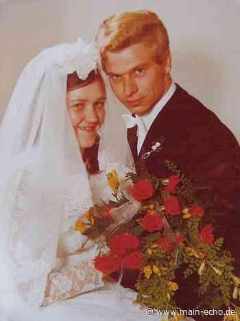 Gerlinde und Werner Neuf aus Lohr-Lindig sind seit 50 Jahren verheiratet - Main-Echo