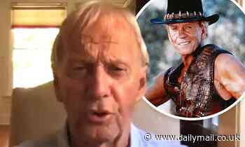 Crocodile Dundee's Paul Hogan reveals how fight with Clyde Packer nearly cost him his career