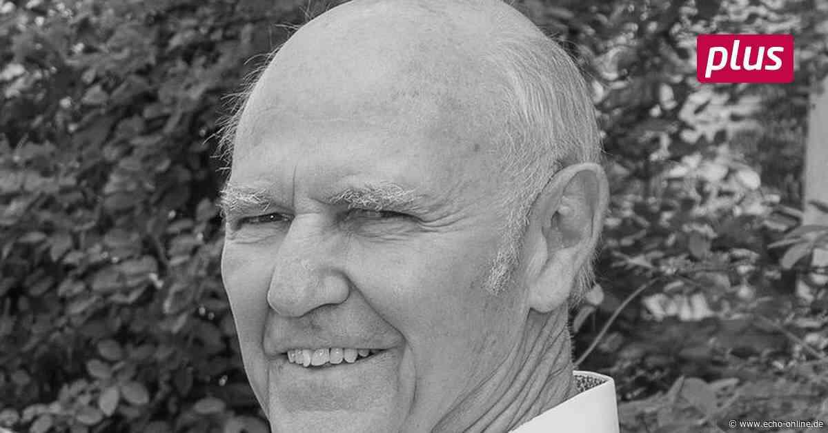 Biblis trauert um Alfred Kappel - Echo Online