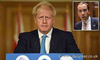 PETER HITCHENS: Britons are being sentenced to a slow, agonising death... by No 10's panic squad