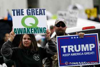 Republicans boycott House intel hearing on the risks of QAnon and other misinformation
