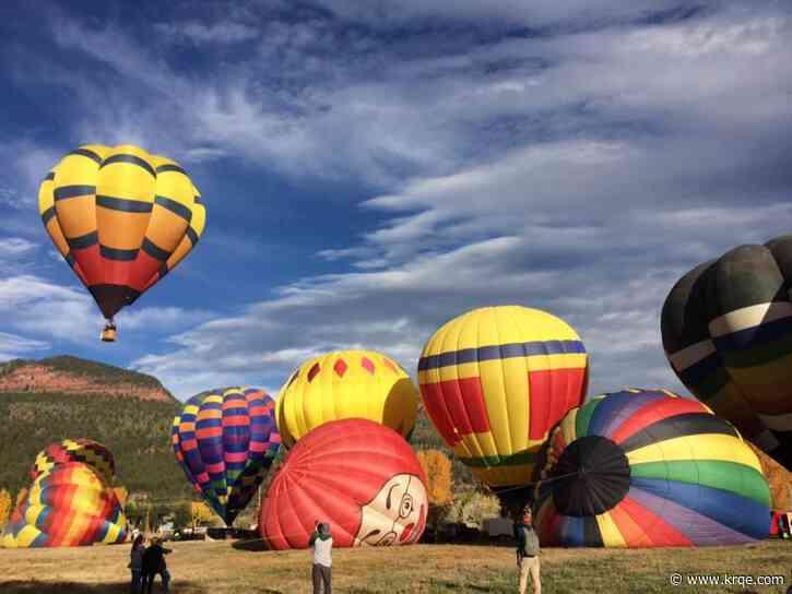 Animas Valley Balloon Rally takes flight in Durango