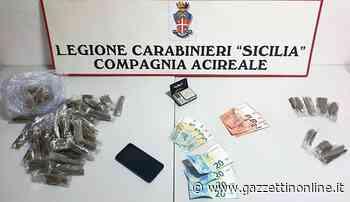 Aci Catena, spacciava comodamente da casa: arrestato - Gazzettinonline