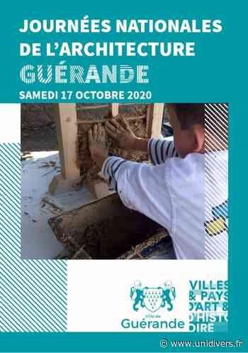 Visite de l'écoquartier Maison Neuve 17 boulevard du Nord 44350 Guerande samedi 17 octobre 2020 - Unidivers