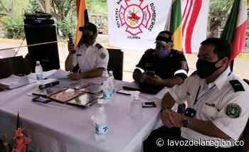 Cuerpos de bomberos de Elías, Tarqui y Santa María serán reactivados - Noticias