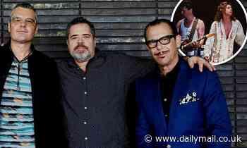 Australian rock group INXS goes to Broadway