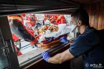Hauts-de-Seine. Sauvetage périlleux à Bois-Colombes : une nonagénaire évacuée par la fenêtre - actu.fr