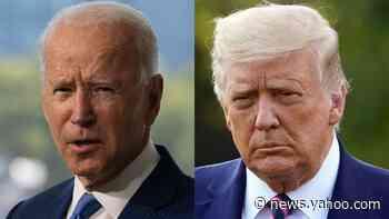 Biden widens lead in Michigan, Wisconsin, but many swing voters favor Trump