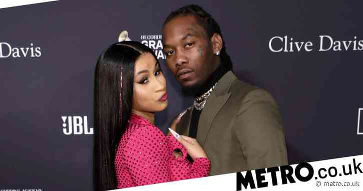 Cardi B deletes her Twitter after clashing with trolls for taking husband Offset back