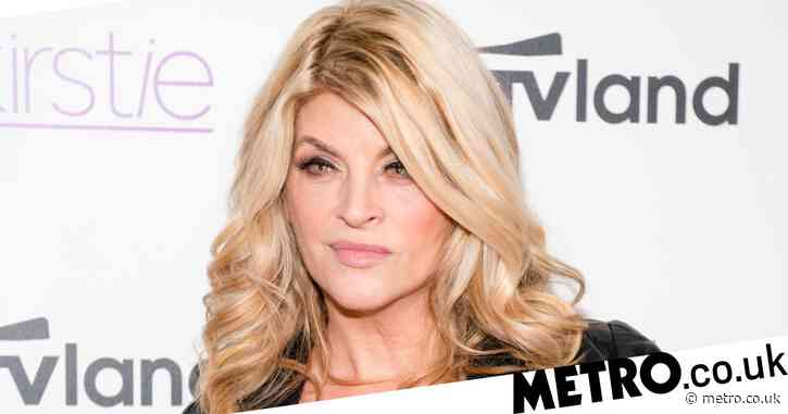 Kirstie Alley defends voting for Donald Trump in election: 'He's not a politician'