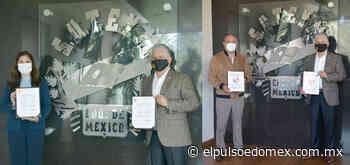 SUTEyM firma Convenios con ISSEMyM y Tenancingo - El Pulso del Estado de México