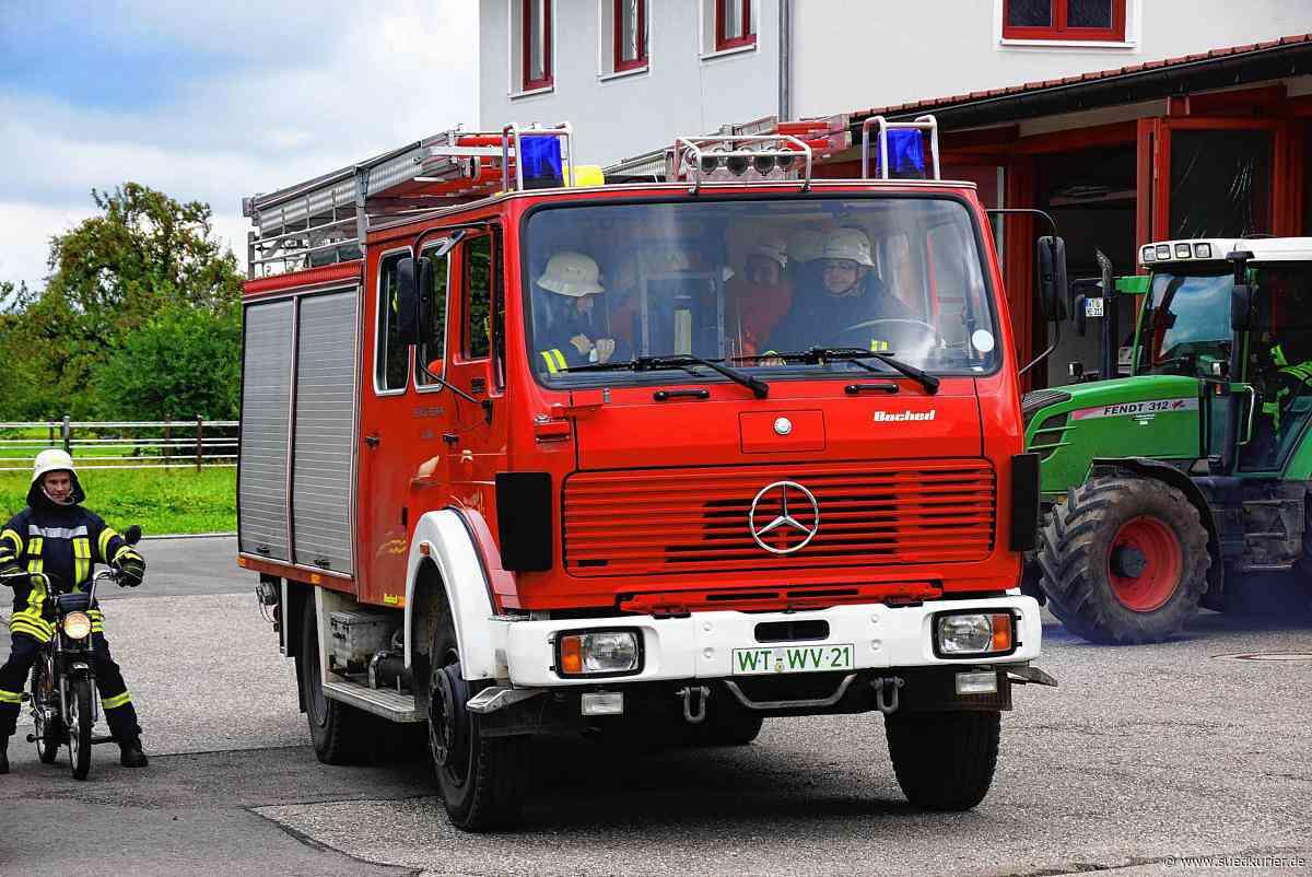 Bonndorf: Feuerwehr bekommt neues Fahrzeug - SÜDKURIER Online