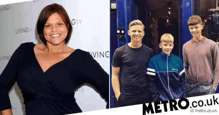 Jeff Brazier 'pained' as sons Bobby and Freddie 'never knew' mum Jade Goody 'the way we all did'