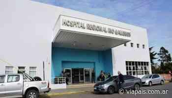 Rio Gallegos: sigue complicada la situación en el Hospital Regional - Vía País