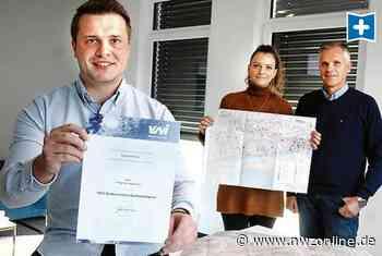 Nachwuchspreis in Schortens: Ingenieur für Bachelorarbeit ausgezeichnet - Nordwest-Zeitung