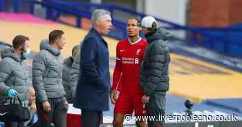 Liverpool morning headlines as Jurgen Klopp fears Virgil absence