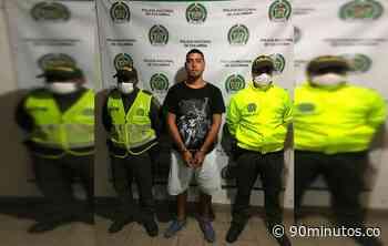 Cayó el presunto culpable de doble homicidio de una pareja en Guacarí - 90 Minutos