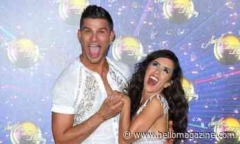 Strictly's Janette Manrara and Aljaz Skorjanec living apart for the first time in ten years so they can compete