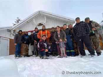 'Just so grateful;' La Loche volunteers lead rescue effort after huge snowstorm in northern Sask. - Saskatoon StarPhoenix