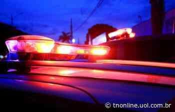 Após discussão por causa de celular, homem tenta invadir casa em Faxinal - TNOnline - TNOnline